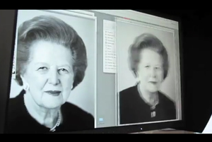 Margaret Thatcher at Getty Images Gallery