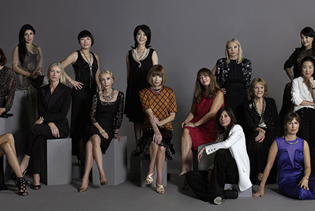 Vogue Editors, Group Portrait, Vogue