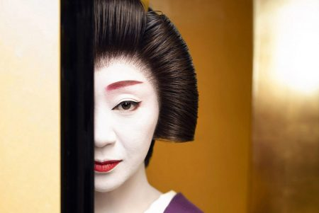 Mameryo the Geisha