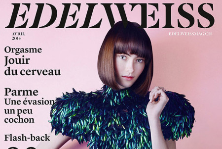 Cover Story: Sorcières d'Eastwick, Edelweiss Magazine