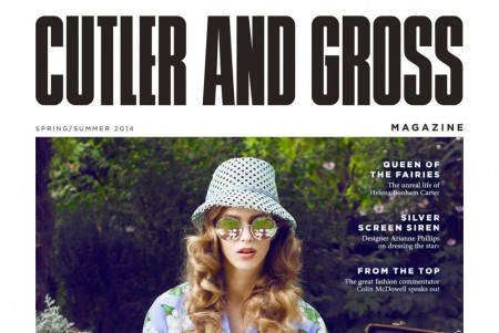 Cover Story: Cutler and Gross Magazine UK