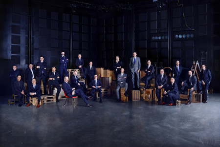 Master Watchmakers II, Group Portrait, Vanity Fair UK