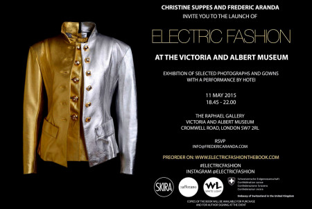 Electric Fashion at the V&A  Museum