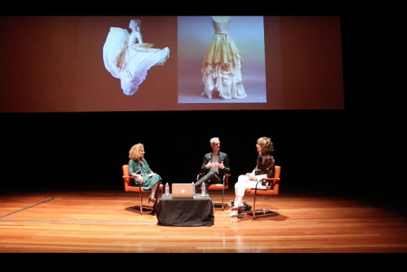 Talk at the de Young Museum, SF