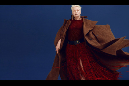 Vivienne Westwood Shoot, London