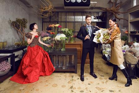 Un Prince à Tokyo, Edelweiss Magazine