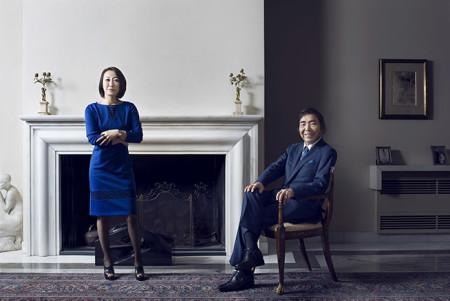 Tae and Jun Ashida, Richesse