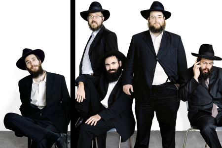 Lubavitch, Group Portrait, Kosherface