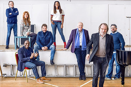 Chess the Musical, Group Portrait, English National Opera
