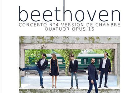 Beethoven Concerto No. 4, Album Cover