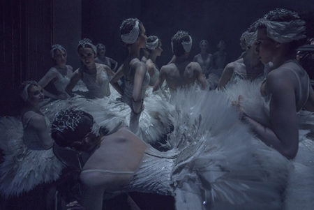 The dancers of The Royal Ballet