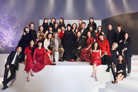 Vogue Japan Family, Group Portrait