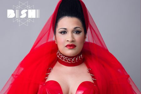 Bishi- Don't Shoot The Messenger Single Cover